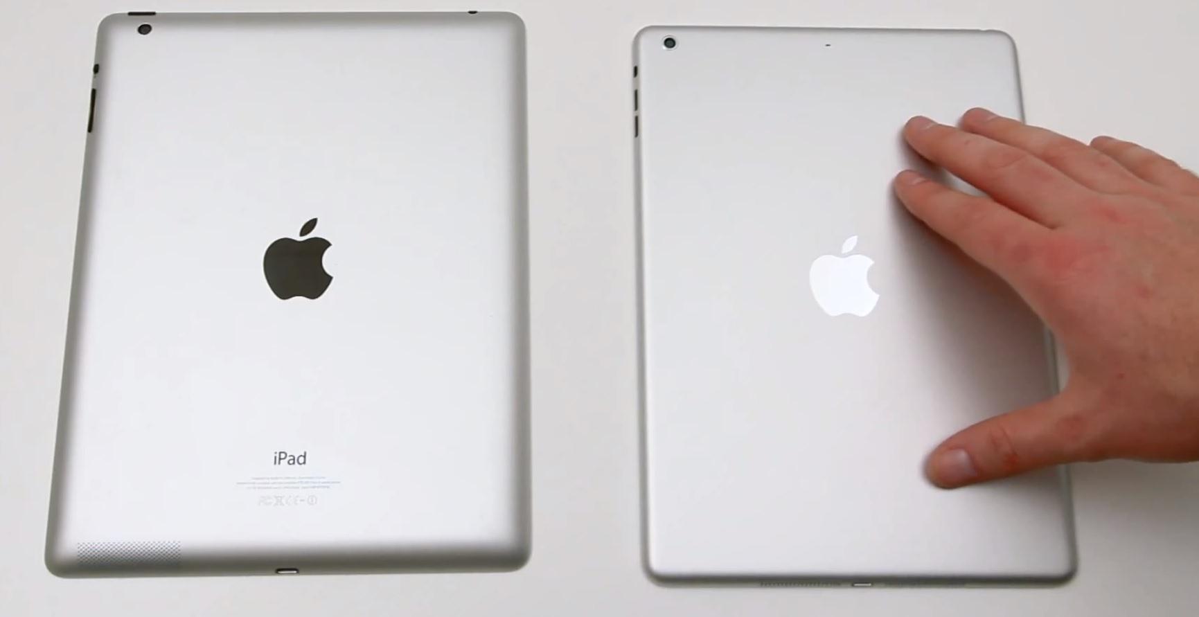 Το νέο μοντέλο iPad 5 της Apple