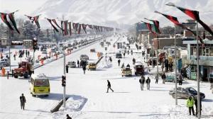 Καμπούλ χιόνια