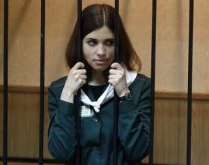 Nadezhda+Tolokonnikova