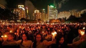 Χονγκ-Κονγκ- κεριά